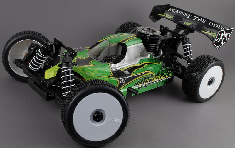 JQ Products releases THECar in RTR (Ready to Race) form!   RC Soup