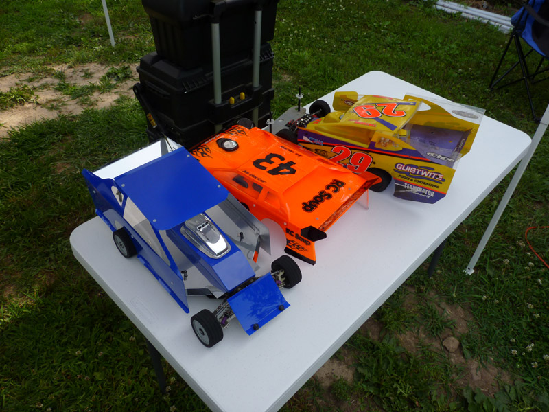 Victory R/C Speedway – RC Soup's first time at this Clay