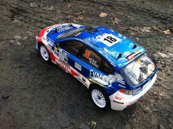 Photo Oct 27 9 34 50 AM 580x433 Tamiya XV 01 Pro Rally Car Review