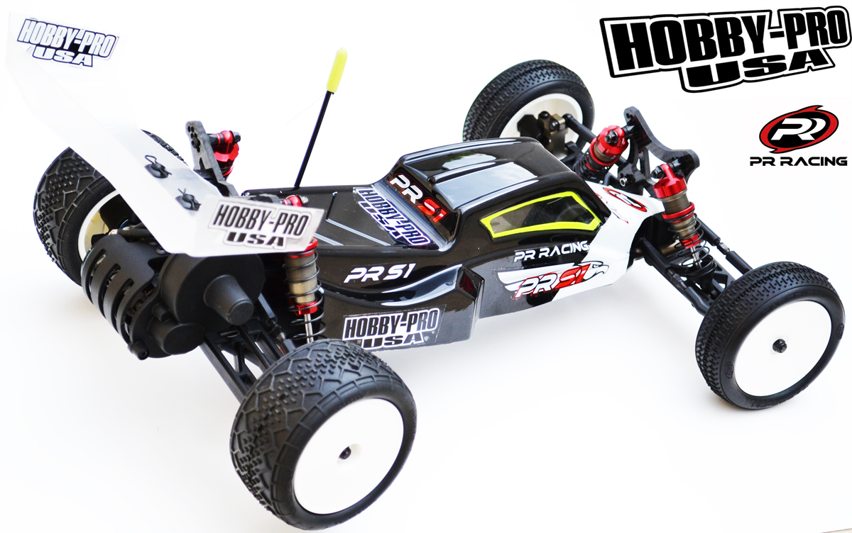 hobby pro starts pre orders for prs1 2wd buggy