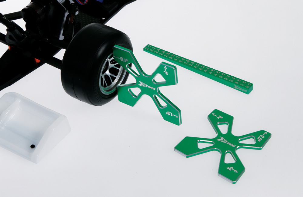 New Xceed set-up tools   RC Soup