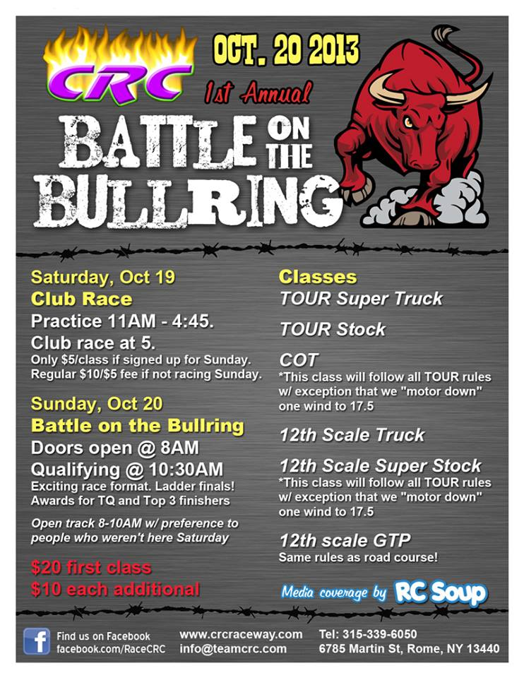 Battle on the Bullring