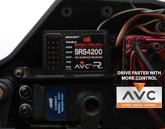 Innovative AVC technology comes pre-installed in the Hälix receiver. When engaged, AVC technology utilizes intuitive software, sensors and algorithms to automatically adjust steering and speed controls to deliver a more controllable driving experience.