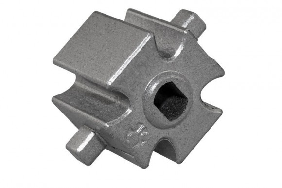 HEAVY DUTY DIFF LOCKER Made from strong sintered metal. Sintered metal provides superior metallurgical characteristics and can be manufactured with very tight tolerances. Adds weight where it's needed in the axle. Simple one piece design. Reduces slop in the drivetrain by eliminating the need for a cross pin.