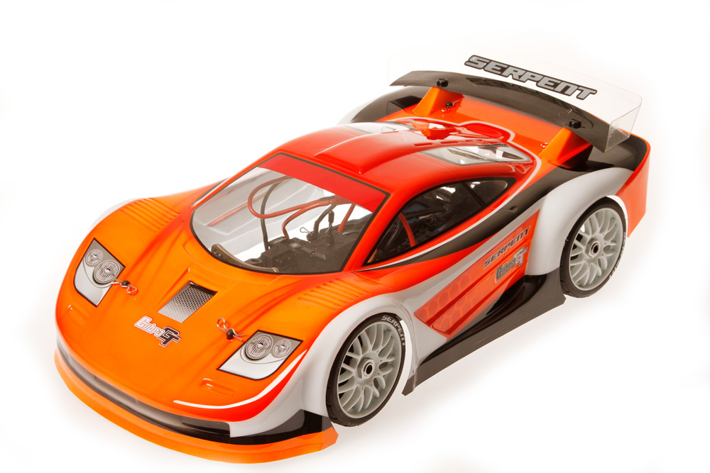 Cobra Kit Car >> Serpent Cobra GT-E Ready To Race 1/8 On-Road | RC Soup