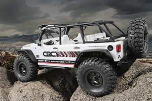 CASEY CURRIE - CRC Casey Currie is one of the most successful young off-road racers on the scene today. When he isn't out on the track putting down lightning fast times, he'll be out exploring the back roads with his Jeep® Wrangler. So it's no surprise that he's started his own brand around his adventurous lifestyle. A brand called CRC. CRC stands for cruise it, race it, crawl it, and embodies everything he does with his Jeep® brand vehicles.