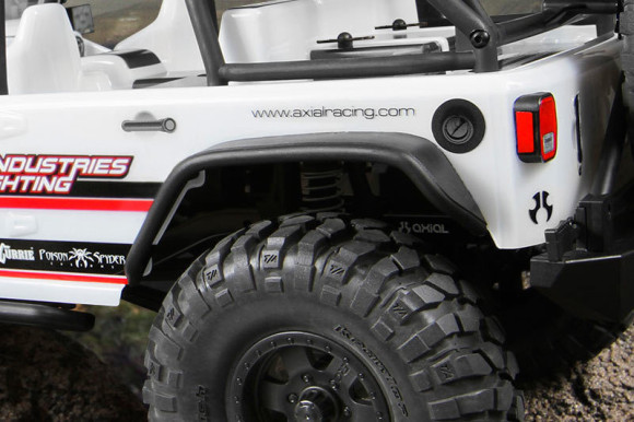 POISON SPYDER CRUSHER FLARES Offroading puts your vehicle right in the middle of conditions where durability matters most. The Poison Spyder Crusher Flares help protect the body from impacts and they're designed for additional tire clearance and an aggressive look.