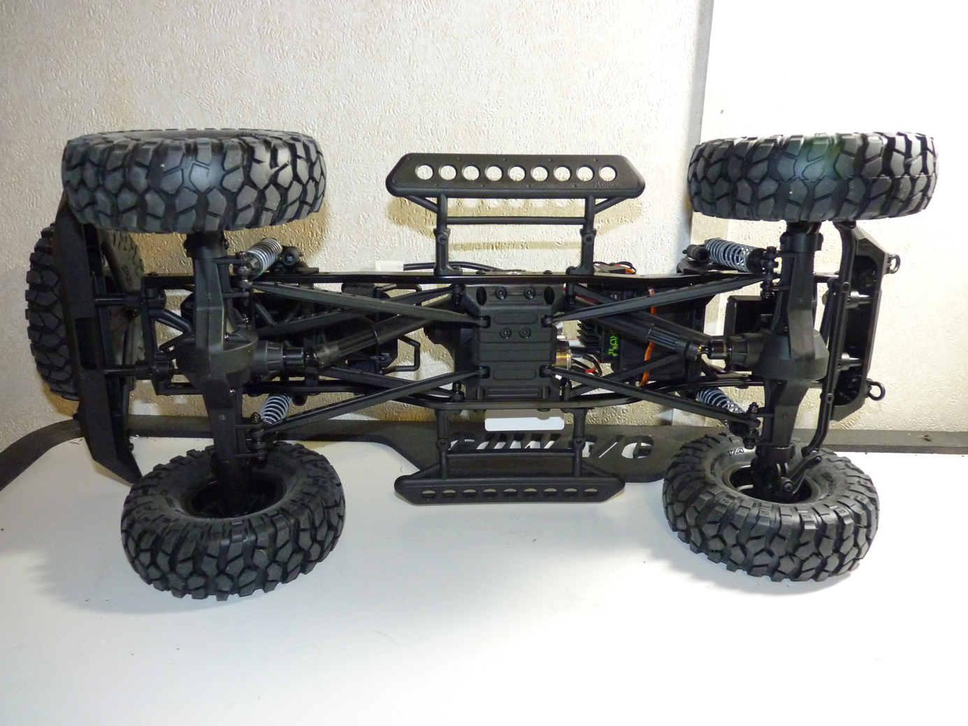 Unboxed Axial Scx10 2012 Jeep Wrangler Unlimited C R