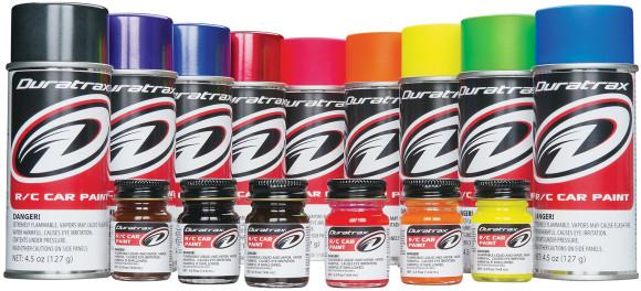 Duratrax Announces A Line Of High Quality R C Car Paints Rc Soup