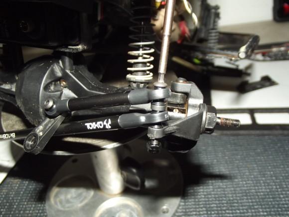 steering link mounting 1