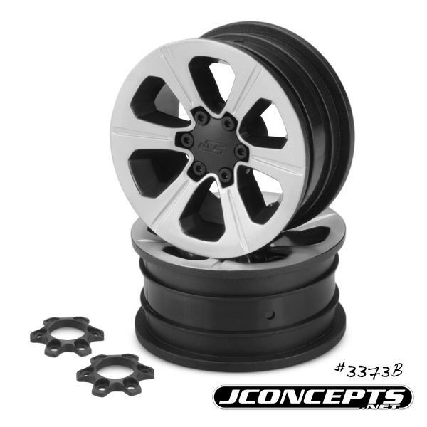 Jconcepts New Release 1 9 Hustle Wheel For Vaterra And