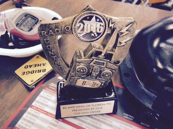 diva trophy